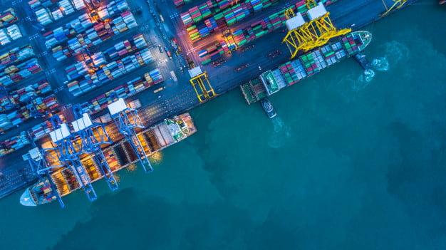 dış ticaret ve blockchain